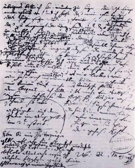 Mozart Lettere: Wolfgang Amadeus Mozart: Lettere E Documenti